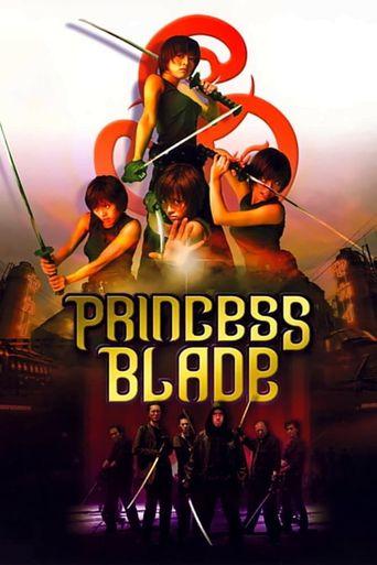 Princess Blade Poster