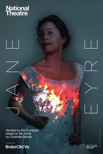 National Theatre Live: Jane Eyre Poster