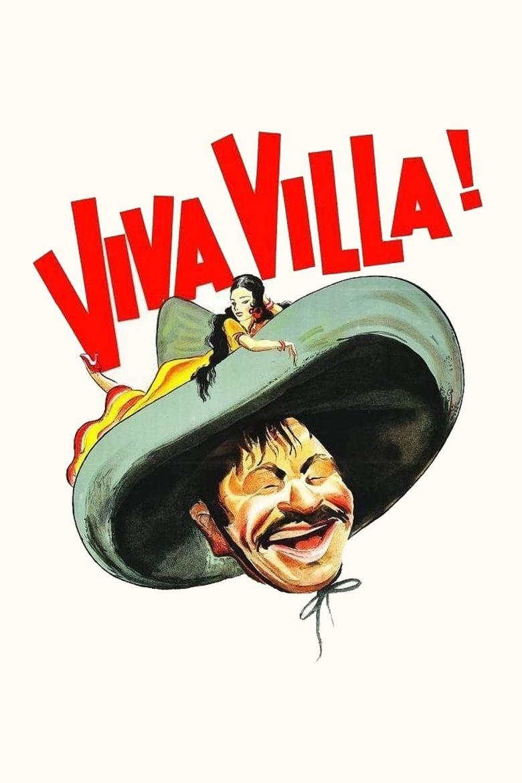 Viva Villa! Poster