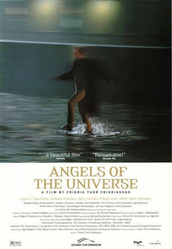 Angels of the Universe Poster
