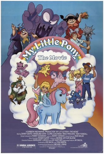 My Little Pony: The Movie Poster