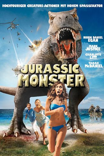 Monster: The Prehistoric Project Poster