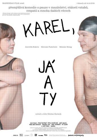 Karel, já a ty Poster
