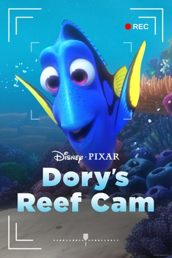 Dory's Reef Cam Poster