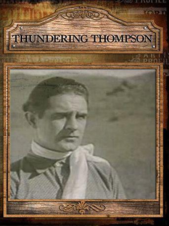 Thundering Thompson Poster