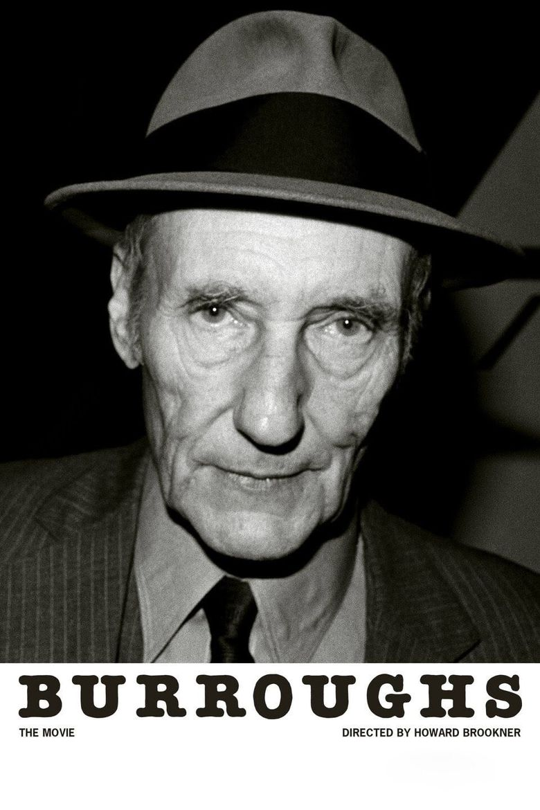 Burroughs: The Movie Poster