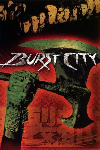 Burst City Poster