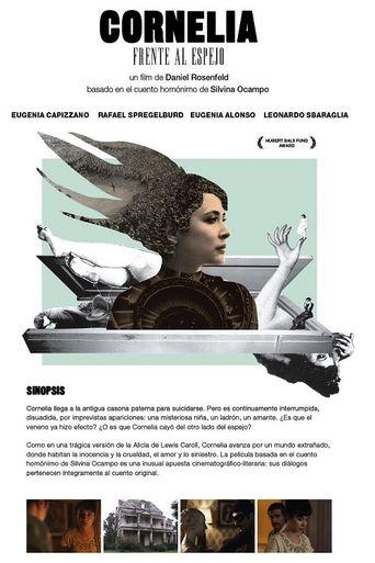 Cornelia frente al espejo Poster