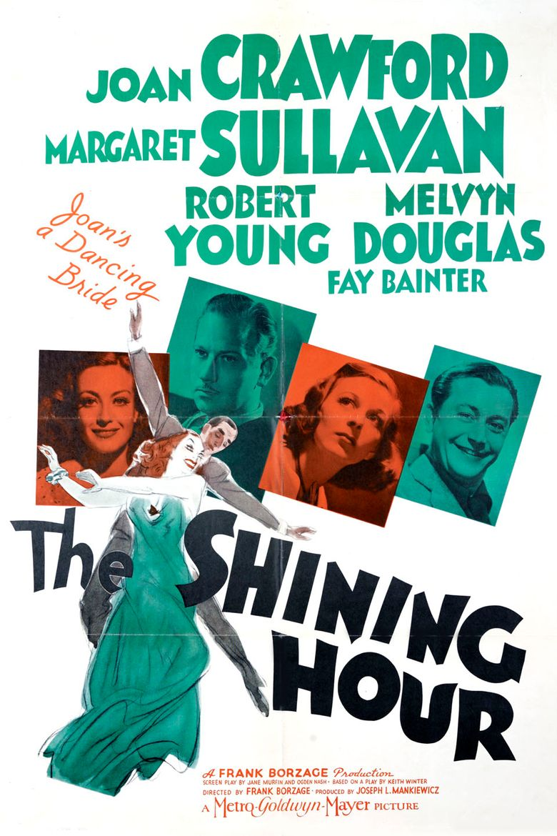 The Shining Hour Poster