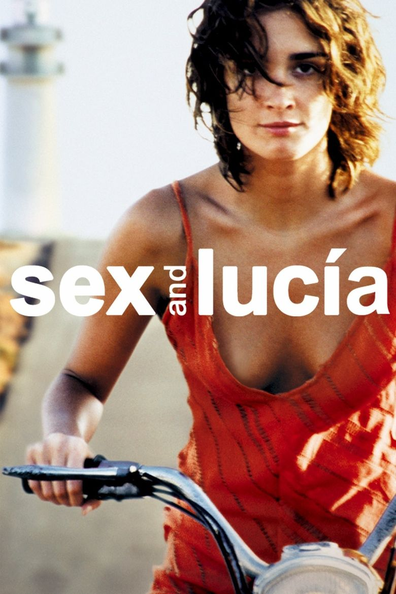 Sex and Lucía Poster