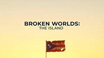 Broken Worlds: The Island Poster