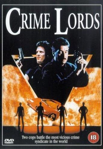 The Crime Lords Poster