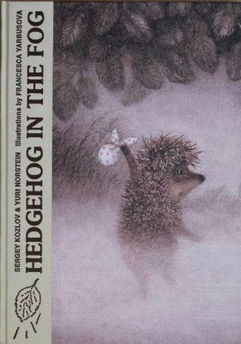 Hedgehog in the Fog Poster