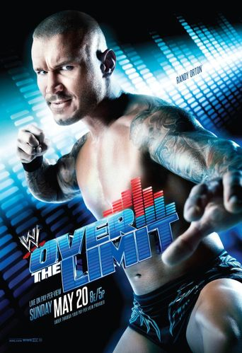 WWE Over The Limit 2012 Poster
