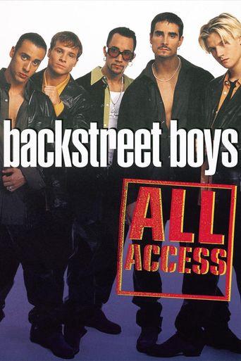 Backstreet Boys: All Access Video Poster