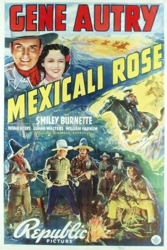 Mexicali Rose Poster