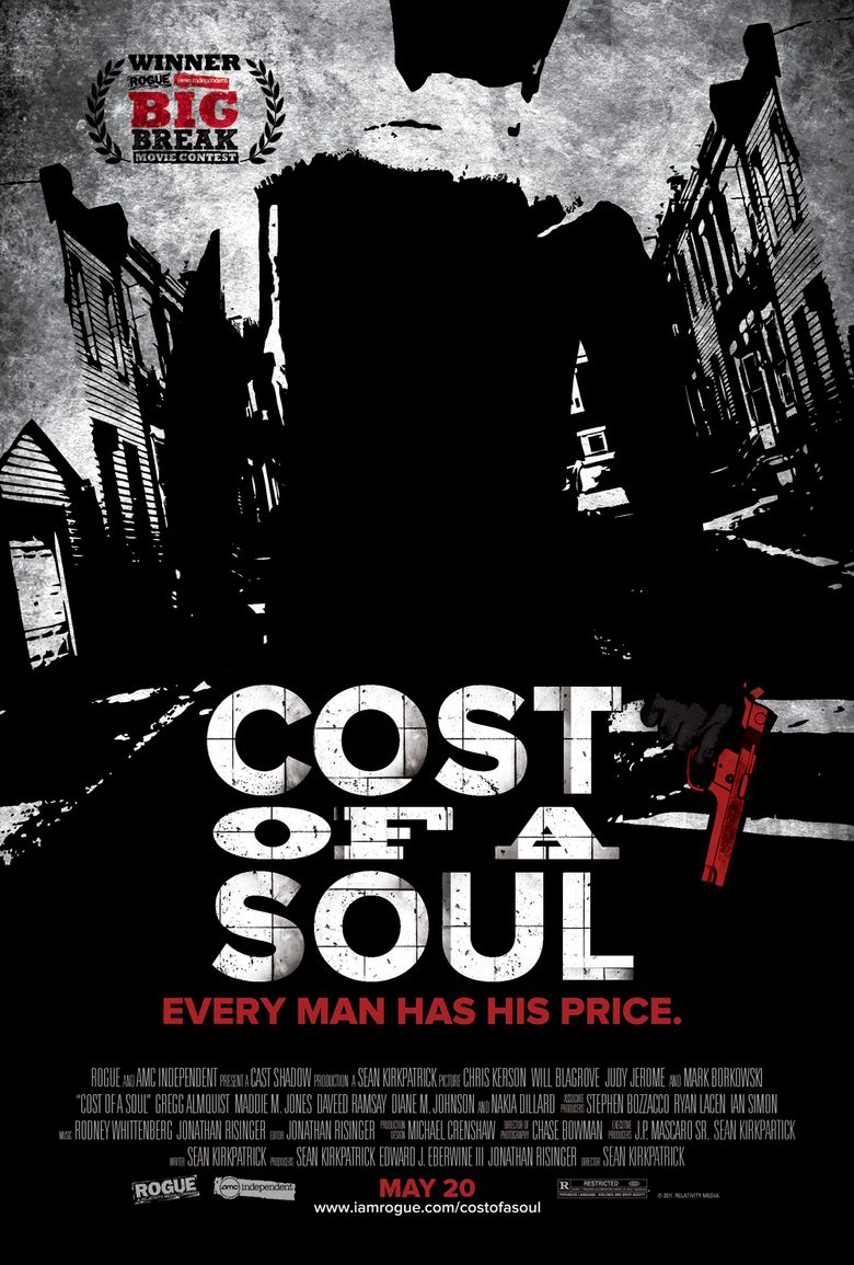 Cost Of A Soul Poster