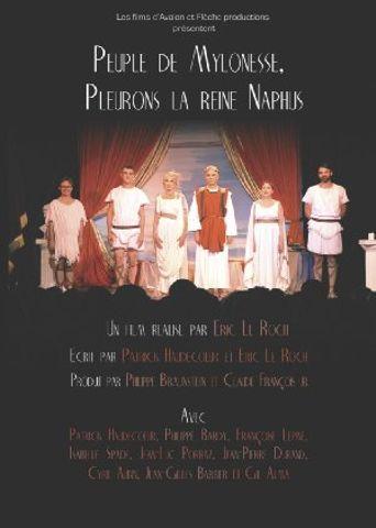 Peuple de Mylonesse, pleurons la Reine Naphus Poster