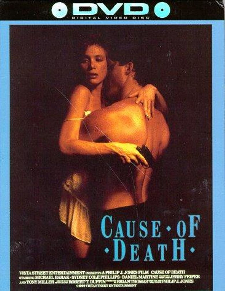 Cause of Death Poster