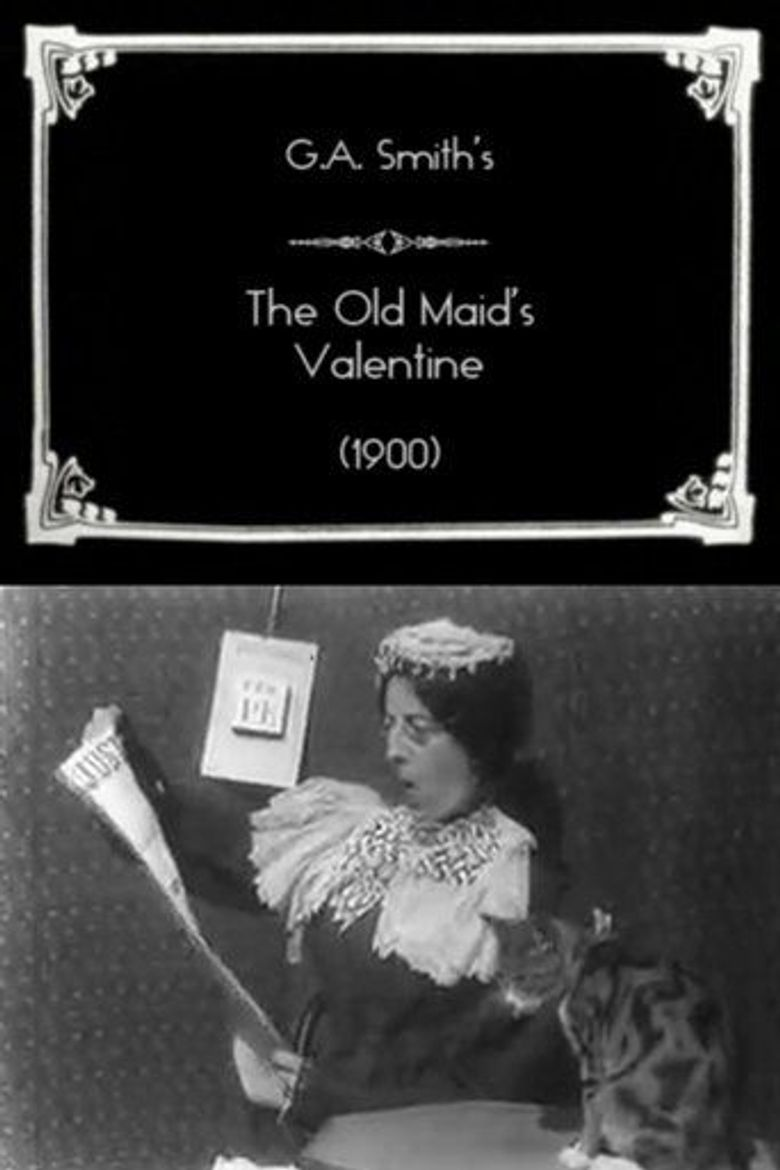 The Old Maid's Valentine Poster