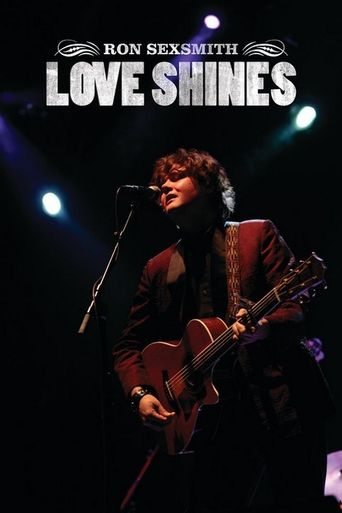 Love Shines Poster
