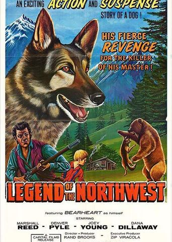 Legend of the Northwest Poster