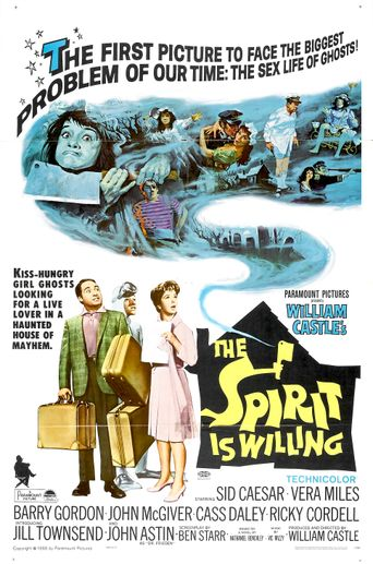 The Spirit Is Willing Poster