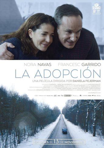 La adopción Poster