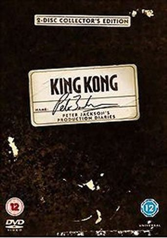King Kong: Peter Jackson's Production Diaries Poster