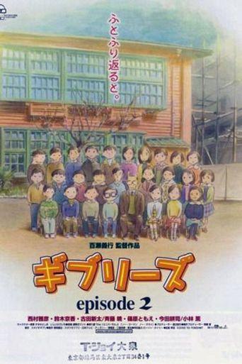 Ghiblies: Episode 2 Poster