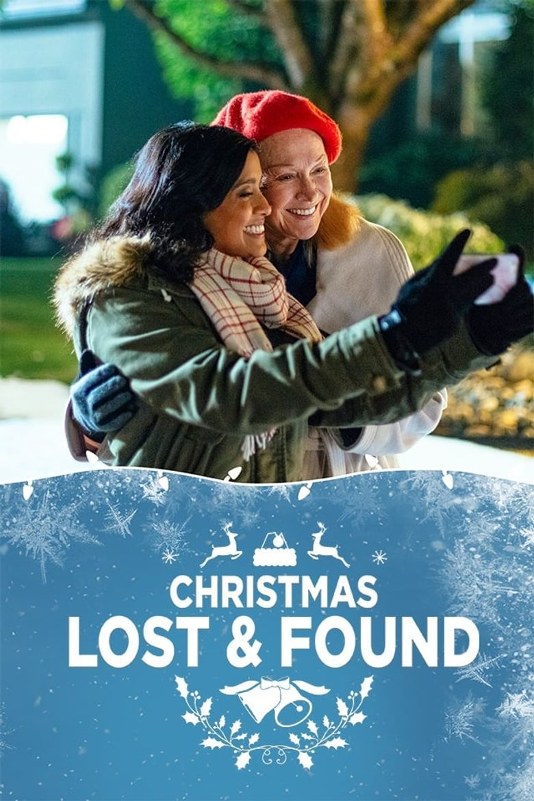 Christmas Lost and Found Poster