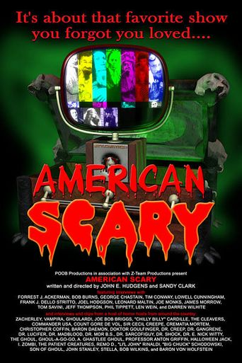 American Scary Poster