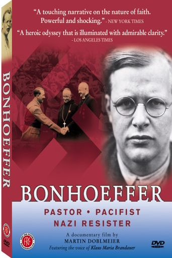 Bonhoeffer Poster