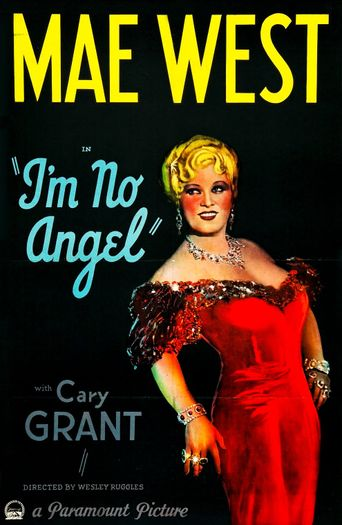 I'm No Angel Poster