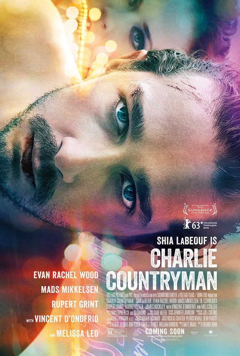 Charlie Countryman Poster