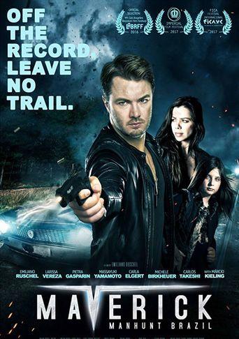 Maverick: Manhunt Brazil Poster