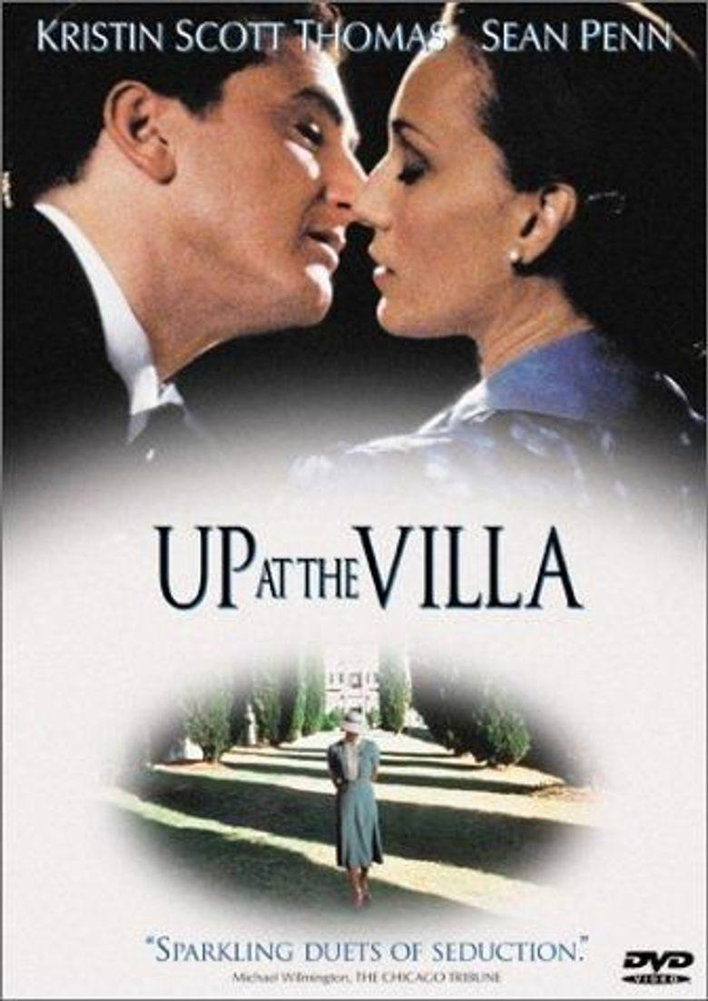 Up at the Villa Poster