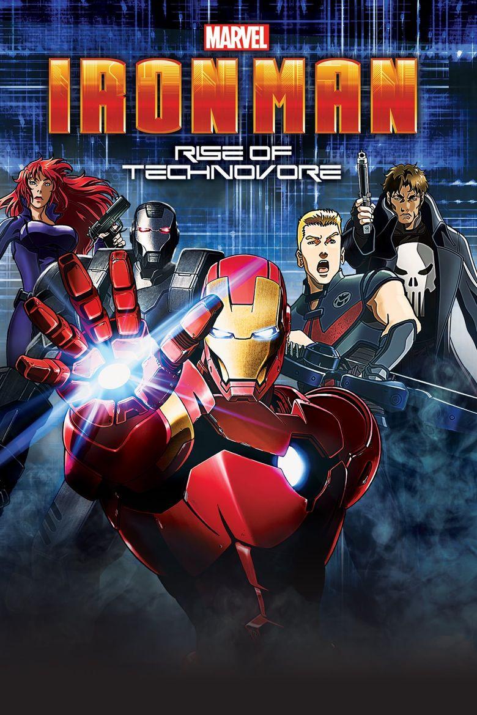 Iron Man: Rise of Technovore Poster
