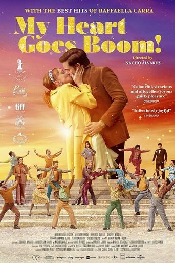 My Heart Goes Boom! Poster