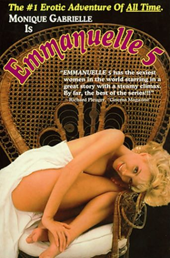 Emmanuelle 5 Poster