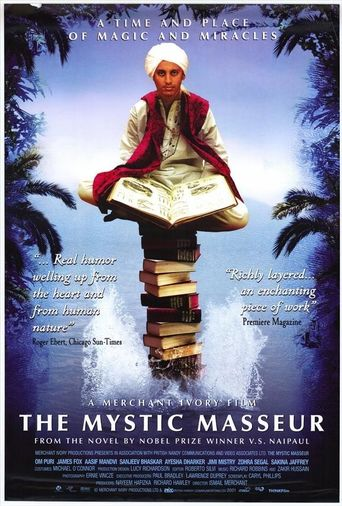 The Mystic Masseur Poster