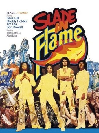 Flame Poster