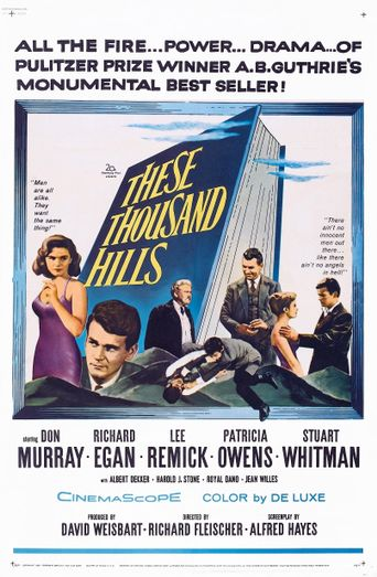 These Thousand Hills Poster