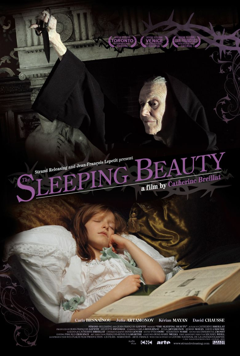 The Sleeping Beauty Poster