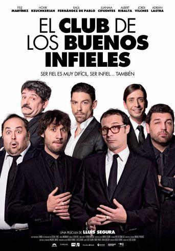 El club de los buenos infieles Poster