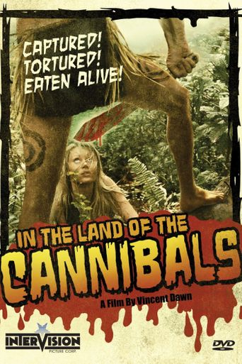 In the Land of the Cannibals Poster