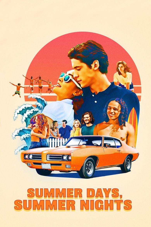 Summer Days, Summer Nights Poster