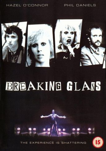 Breaking Glass Poster