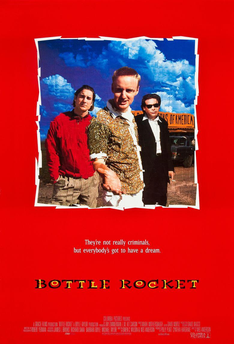 Bottle Rocket Poster