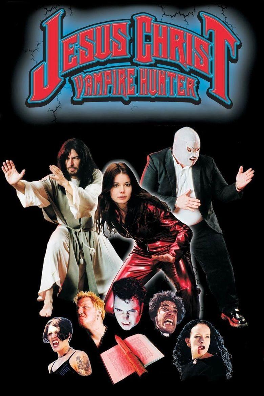 Jesus Christ Vampire Hunter Poster